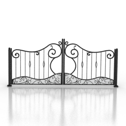 ArchiCAD-gate-1