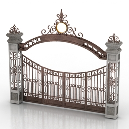 ArchiCAD-gate-3