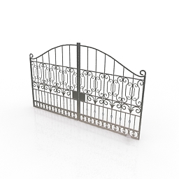 ArchiCAD-gate-8